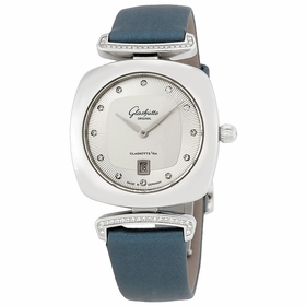 Glashutte 1-03-01-10-12-34 Pavonina Ladies Quartz Watch