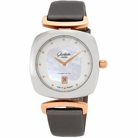 Glashutte 1-03-01-26-06-34 Pavonina Ladies Quartz Watch