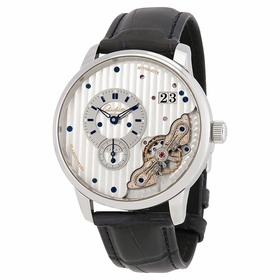 Glashutte 1-91-02-02-02-50 PanoMaticInverse Mens Automatic Watch