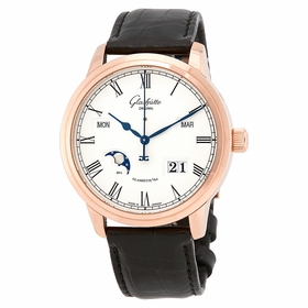 Glashutte 100-02-22-05-50 Senator Mens Automatic Watch