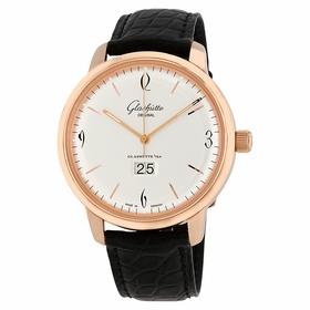 Glashutte 2-39-47-01-01-04 Sixties Panorama Mens Automatic Watch