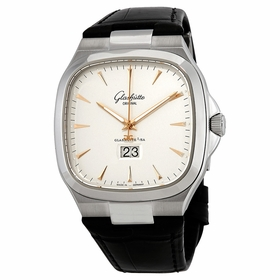 Glashutte 2-39-47-11-12-50 Seventies Panorama Mens Automatic Watch