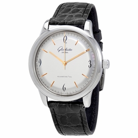 Glashutte 39-52-01-02-04 Sixties Mens Automatic Watch