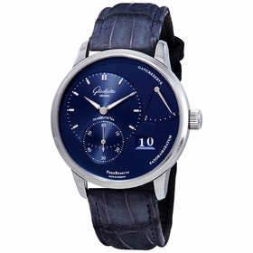 Glashutte 65-01-26-12-30 PanoReserve Mens Hand Wind Watch