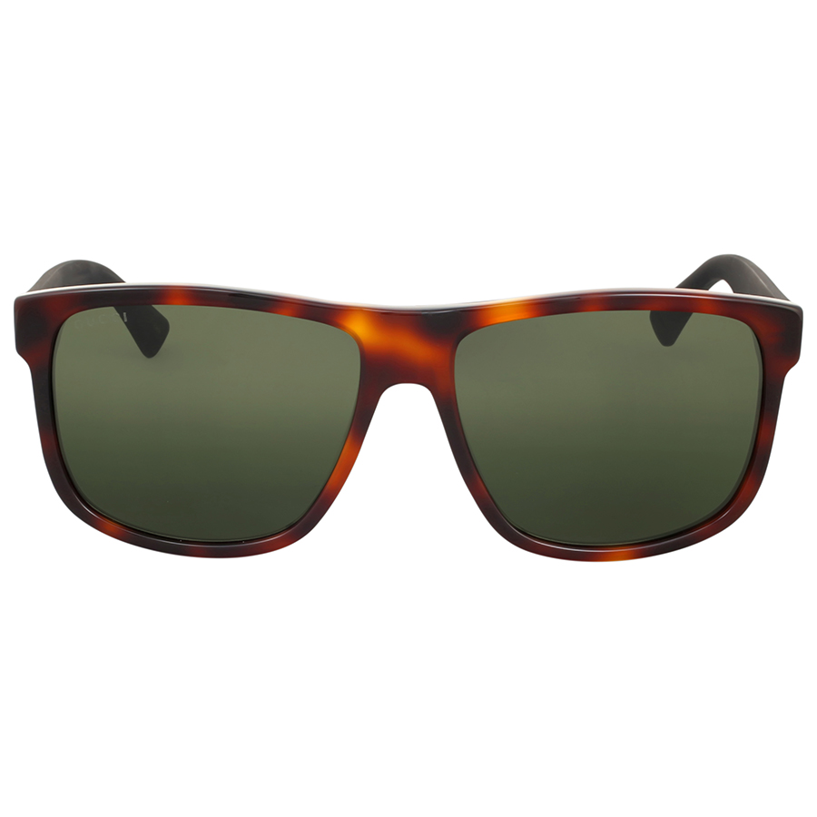 8e2b3cd8fe35 Gucci GG0010S-006 58 Mens Sunglasses