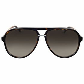 Gucci GG0015S 002 58  Ladies  Sunglasses