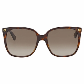 Gucci GG0022S 003 57  Ladies  Sunglasses