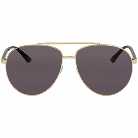 Gucci GG0043SA 002 61  Mens  Sunglasses