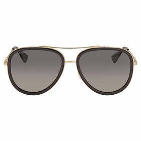 Gucci GG0062S 011 57  Ladies  Sunglasses
