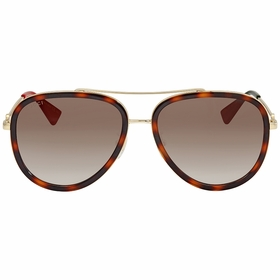 Gucci GG0062S 012 57  Ladies  Sunglasses