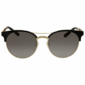 Gucci GG0075S 002 56  Ladies  Sunglasses