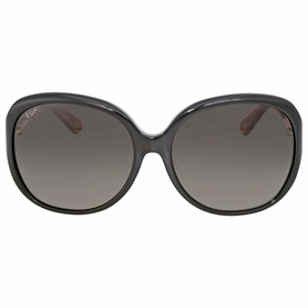 Gucci GG0080SK 002 61  Ladies  Sunglasses