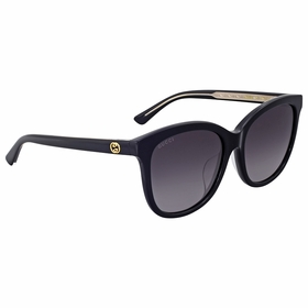 Gucci GG0082SK 001 56  Ladies  Sunglasses