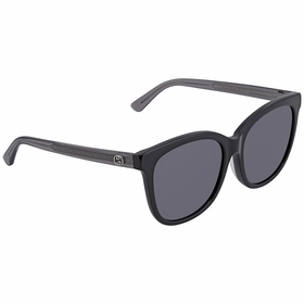 Gucci GG0082SK 002 56  Ladies  Sunglasses