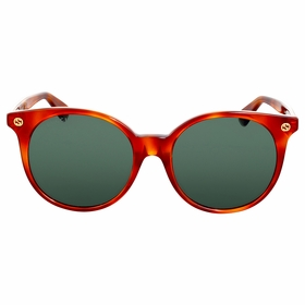 Gucci GG0091SA 002 53  Ladies  Sunglasses