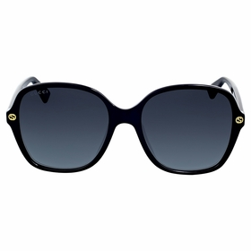 Gucci GG0092S 001 55  Ladies  Sunglasses