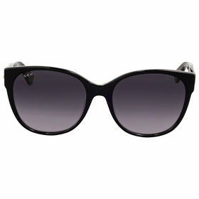 Gucci GG0097S 001 56  Ladies  Sunglasses