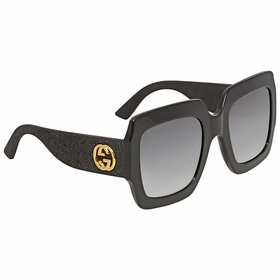 Gucci GG0102S 001 54  Ladies  Sunglasses