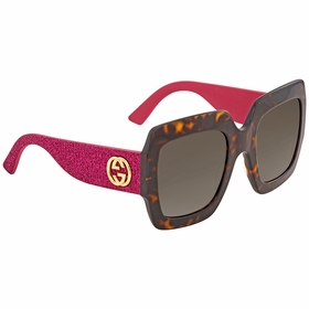 Gucci GG0102S 003 54  Ladies  Sunglasses