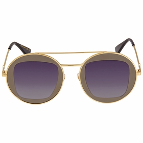 Gucci GG0105S 001 47 GG0105 Ladies  Sunglasses