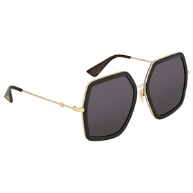 Gucci GG0106S 001 56  Ladies  Sunglasses