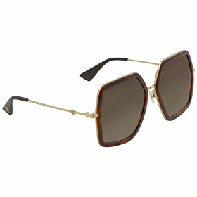 Gucci GG0106S 002 56  Ladies  Sunglasses