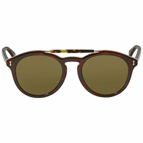 Gucci GG0124SA 003 52 GG0124SA Mens  Sunglasses