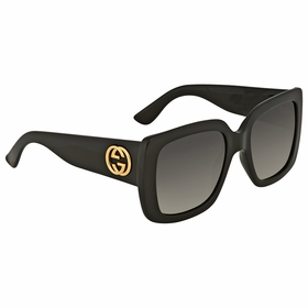 Gucci GG0141S 001 53  Ladies  Sunglasses