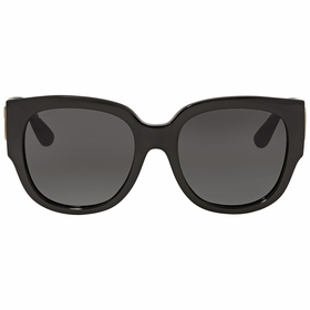 Gucci GG0142SA 001 55  Ladies  Sunglasses