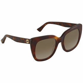 Gucci GG0163S 002 51  Ladies  Sunglasses