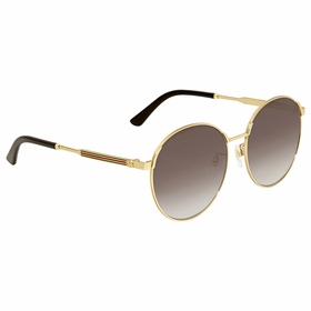 Gucci GG0206SK 001 58  Ladies  Sunglasses