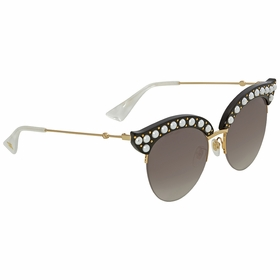 Gucci GG0212S 001 53  Ladies  Sunglasses
