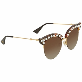 Gucci GG0212S 002 53  Ladies  Sunglasses