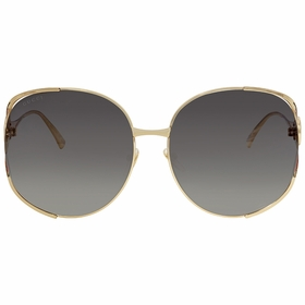 Gucci GG0225S 001 63  Ladies  Sunglasses