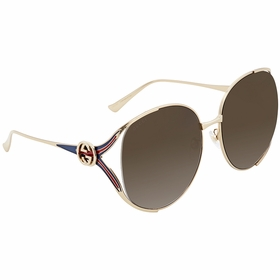 Gucci GG0225S 002 63  Ladies  Sunglasses