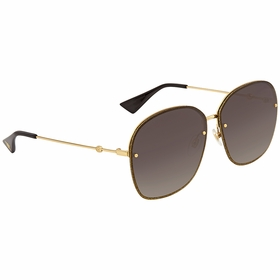 Gucci GG0228S 002 63  Ladies  Sunglasses