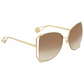 Gucci GG0252S-003 63  Ladies  Sunglasses