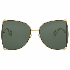 Gucci GG0252S 005 63  Ladies  Sunglasses