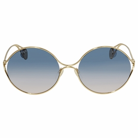 Gucci GG0253S-003 58  Ladies  Sunglasses