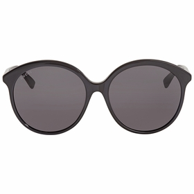 Gucci GG0257SA-001 59  Ladies  Sunglasses