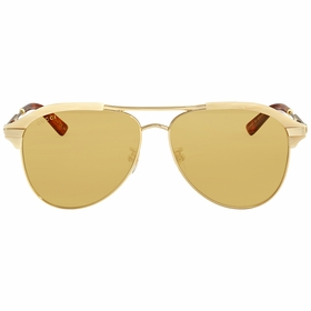 Gucci GG0288SA-004 60  Mens  Sunglasses