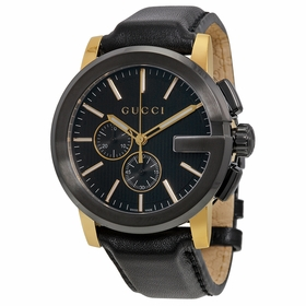 Gucci YA101203 G-Chrono Mens Chronograph Quartz Watch