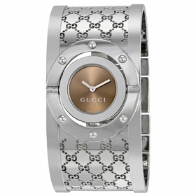 Gucci YA112401 Twirl Ladies Quartz Watch