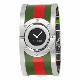 Gucci YA112417 Twirl Ladies Quartz Watch