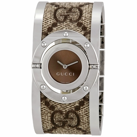Gucci YA112425 Twirl Ladies Quartz Watch