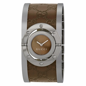 Gucci YA112433 Twirl Ladies Quartz Watch