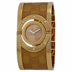 Gucci YA112434 Twirl Ladies Quartz Watch