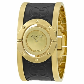 Gucci YA112444 Twirl Ladies Quartz Watch
