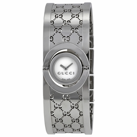 Gucci YA112510 Twirl Ladies Quartz Watch