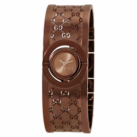 Gucci YA112532 Twirl Ladies Quartz Watch